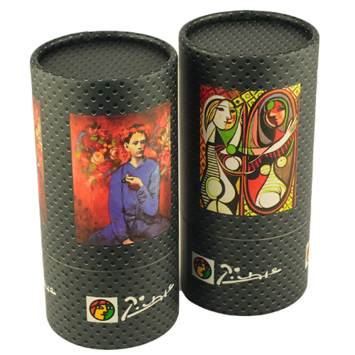 Custom Paper Tube Offset Printing Packaging